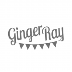 ginger ray logo