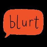 blurt logo